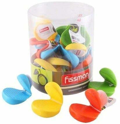 Прихватка силиконовая Fissman 11х7 см PR-7019.GL купить недорого онлайн
