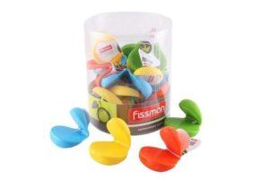 Прихватка силиконовая Fissman 11х7 см PR-7019.GL