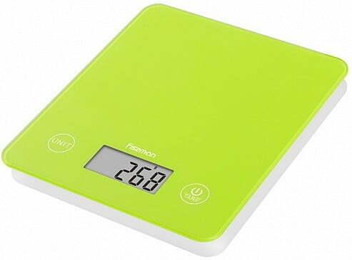 Весы Fissman кухонные электронные 22х19х1,8 см 0322 купить недорого онлайн