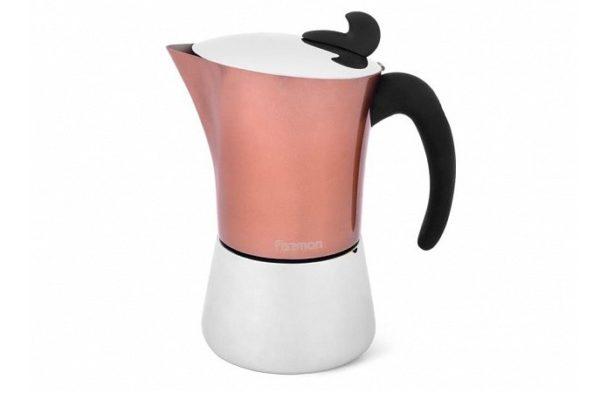 Кофеварка Fissman гейзерная на 6 порций 360 мл 3317