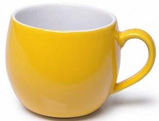 Чашка керамическая Fissman 0,32 л 9398 купить недорого онлайн