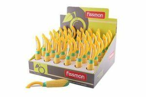 Нож для чистки овощей в форме кукурузы Fissman 7009