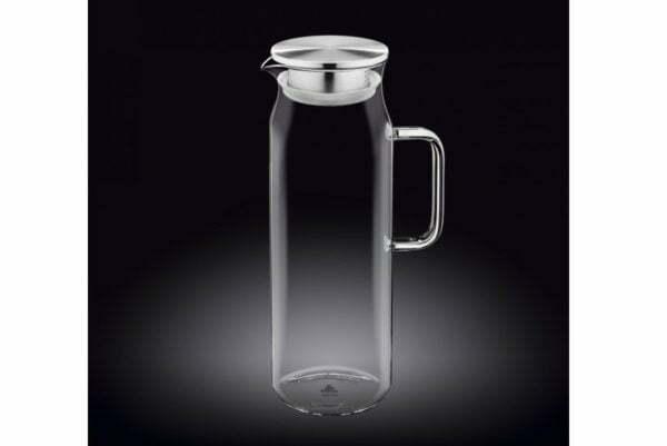 Кувшин стеклянный Wilmax 1500 мл WL-888210 / A низкая цена в Украине