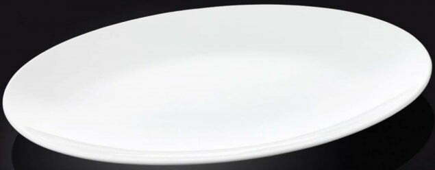Блюдо овальное Wilmax 20 см WL-992020 купить недорого онлайн