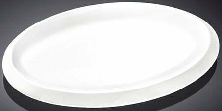 Блюдо из фарфора Wilmax 21 см WL-992638 купить недорого онлайн