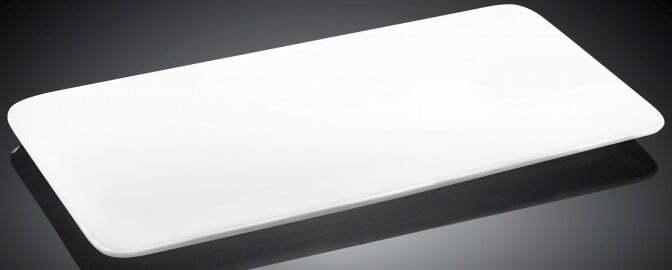 Блюдо плоское прямоугольное Wilmax 30х16 см WL-992620 купить недорого онлайн