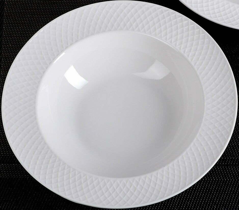 Набор глубоких тарелок Wilmax Julia Vysotskaya 22,5 см WL-880102-JV/2C купить недорого онлайн