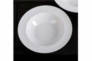 Набор глубоких тарелок Wilmax Julia Vysotskaya 22,5 см WL-880102-JV/2C