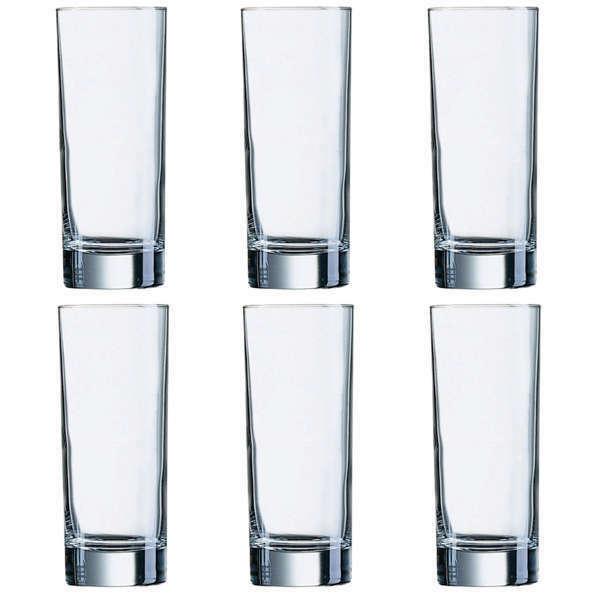 Набор стаканов Luminarc Islande 330 мл J0040 низкая цена