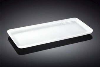 Прямоугольное блюдо Wilmax 19х9,5 см WL-992670