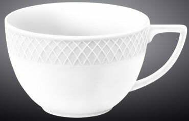 Чайный набор фарфоровый Wilmax Julia Vysotskaya Color 500 мл WL-880109-JV купить недорого онлайн