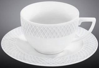 Набор чашек с блюдцем Wilmax 170 мл Julia Vysotskaya Color WL-880106-JV/6C купить недорого онлайн