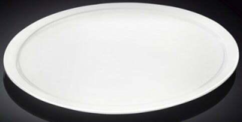 Блюдо для пиццы Wilmax 35,5 см WL-992618 купить недорого онлайн
