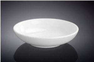 Емкость для соуса Wilmax из фарфора 10 см WL-996078