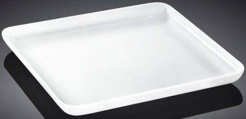 Блюдо квадратное Wilmax 19×19 см WL-992679 купить недорого онлайн