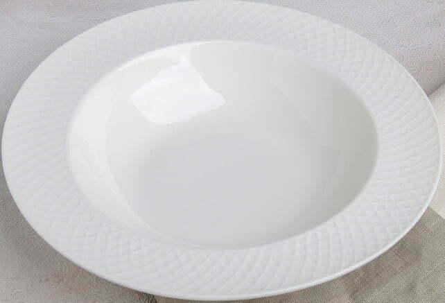 Набор глубоких тарелок Wilmax Julia Vysotskaya 22,5 см WL-880102-JV/2C купить в интернет магазине