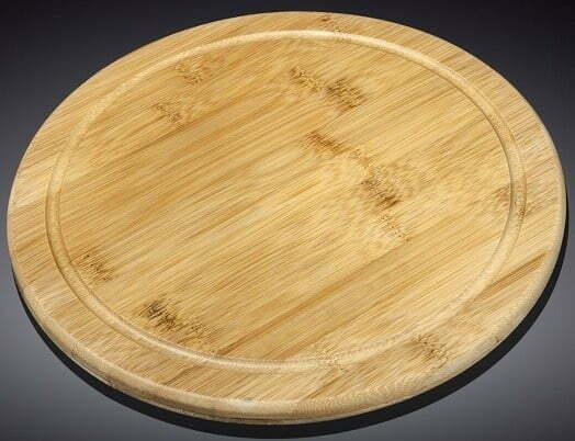 Блюдо для подачи Wilmax Bamboo 25,5 см WL-771088 купить недорого онлайн