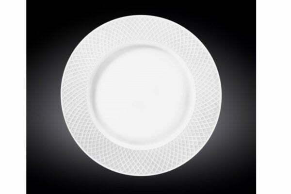 Набор обеденных тарелок 25,5 см Wilmax Julia Vysotskaya WL-880101-JV/2C