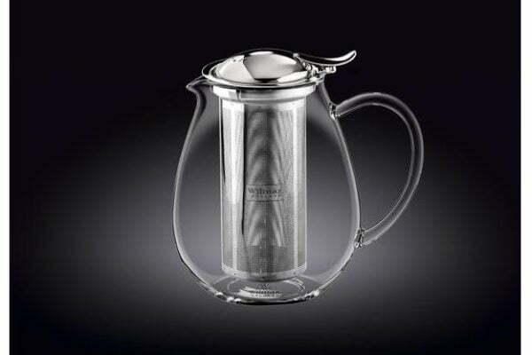 Заварочный чайник стеклянный Wilmax Thermo 600 мл WL-888801