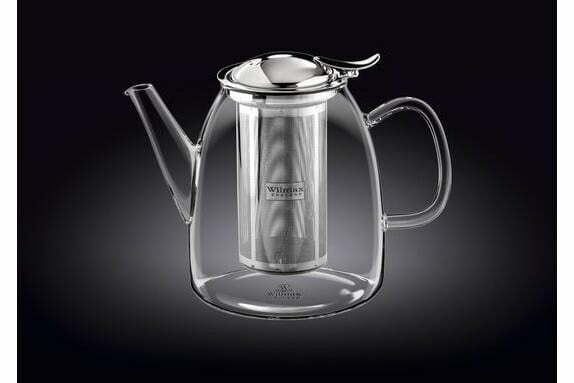 Заварочный чайник стеклянный Wilmax Thermo 600 мл