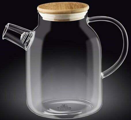 Заварочный чайник со спиралью Wilmax Thermo 1600 мл WL-888811 купить недорого онлайн