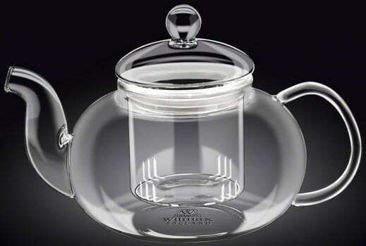 Заварочный чайник со стеклянным фильтром Wilmax Thermo 1,55 л WL-888814 купить недорого онлайн