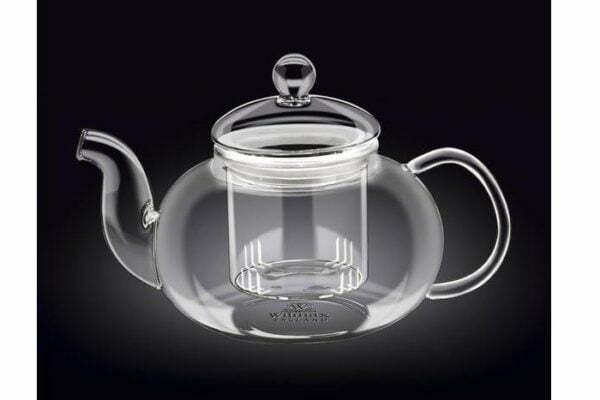 Заварочный чайник со стеклянным фильтром Wilmax Thermo 1,55 л WL-888814
