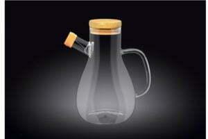 Емкость для масла Wilmax стеклянная Thermo 700 мл WL-888963 / A