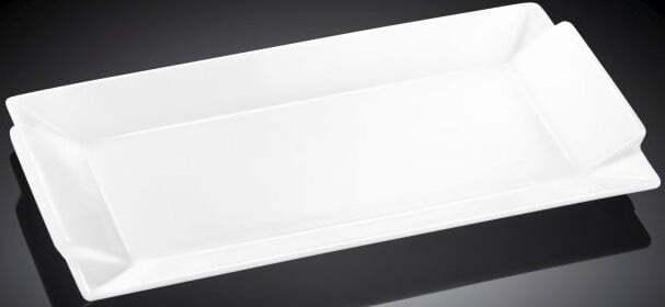 Блюдо прямоугольное Wilmax 29,5х15 см WL-992646 купить недорого онлайн