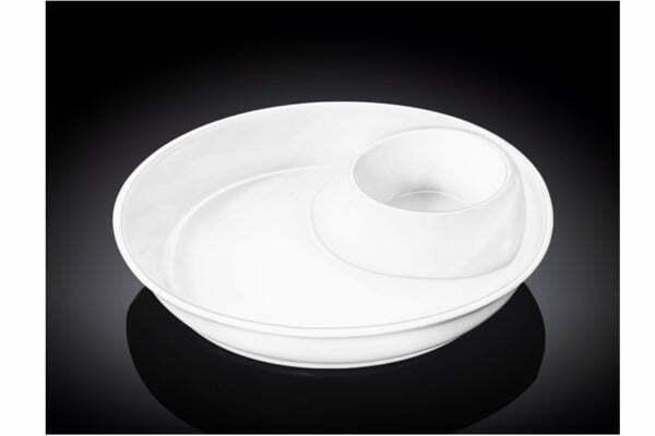 Блюдо круглое Wilmax фарфор 25,5 см WL-992658
