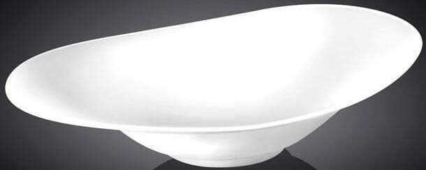 Блюдо глубокое овальное Wilmax 25,5х17 см WL-992768/A купить недорого онлайн