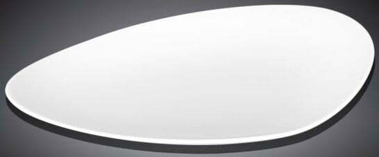 Блюдо треугольное Wilmax 29 см WL-992796 купить недорого онлайн