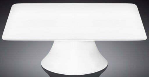 Ваза для торта квадратная Wilmax 30х30х9 см WL-996133 купить недорого онлайн