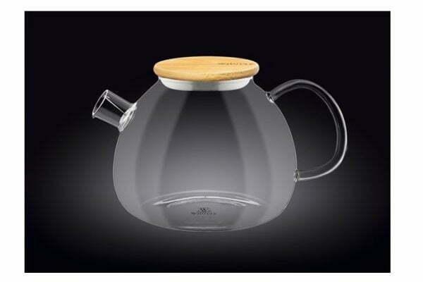 Заварочный чайник Wilmax стеклянный Thermo 1 л