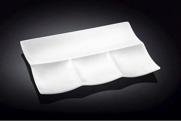Блюдо Wilmax фарфор 30х20 см купить в интернет-магазине