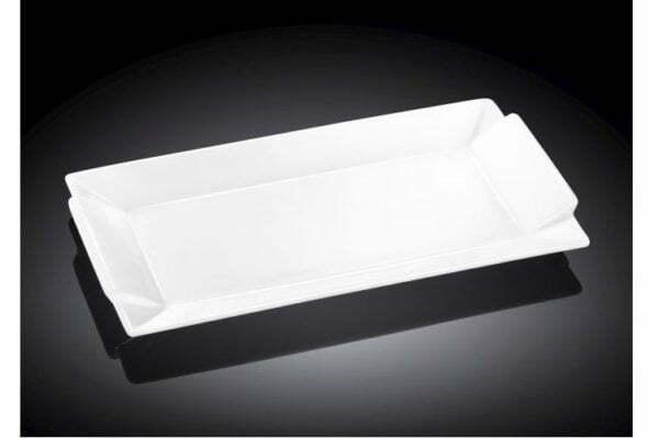 Блюдо прямоугольное Wilmax 29,5х15 см