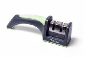 Точилка для ножей Fissman двухшаговая заточки 19x5x6 см 2961