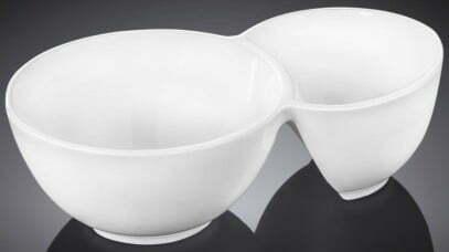 Емкость для закусок Wilmax 15x9x4,5 см WL-992571 купить недорого онлайн