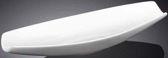 Блюдо Wilmax 26 см фарфоровое WL-992633 купить недорого онлайн