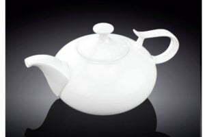 Чайник заварочный Wilmax фарфоровый 450 мл WL-994001/1C