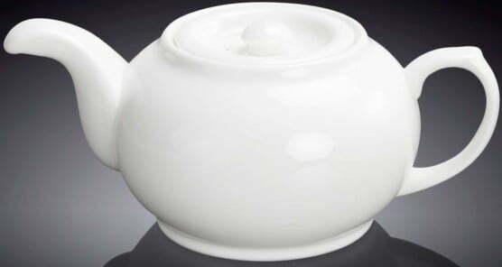 Чайник Wilmax заварочный Color из фарфора 500 мл WL-994036 купить недорого онлайн