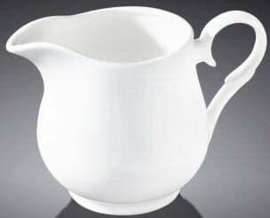 Молочник фарфоровый Wilmax Color 300 мл WL-995020 купить недорого онлайн
