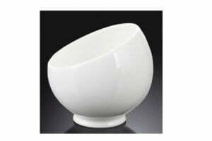 Сахарница из фарфора Wilmax 8,5×9 см WL-995000