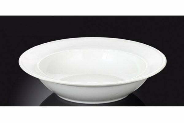 Тарелка для салата из фарфора Wilmax 200 мл WL-991018