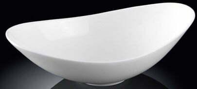 Фарфоровый салатник Wilmax 13x9x4,5 см WL-992390 купить недорого онлайн