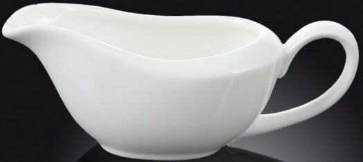 Соусник Wilmax фарфоровая 100 мл WL-996014 купить недорого онлайн