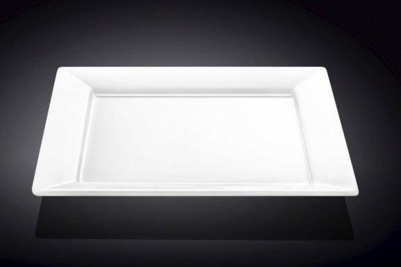 Блюдо квадратное Wilmax 29,5 см WL-991224 купить недорого