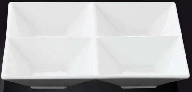 Менажница квадратная Wilmax 20 см WL-992018 купить недорого онлайн
