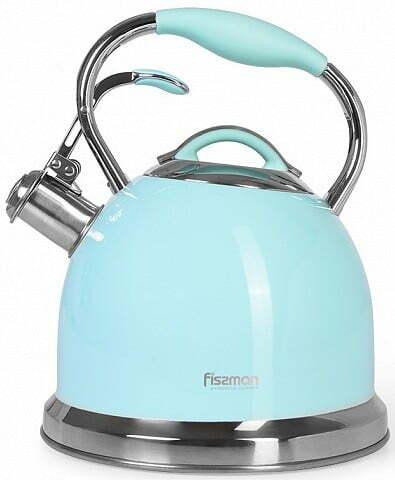 Нержавеющий чайник Fissman 2,6 л Felicity 5958 купить недорого онлайн