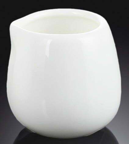 Молочник Wilmax из фарфора 100 мл WL-995003 купить недорого онлайн